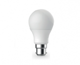9.5W Non-Dimmable Frosted GLS Lamp - B22 Warm White