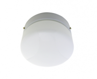 Airflow Clipper Light White - To Suit Airflow Fan - Click to enlarge picture.