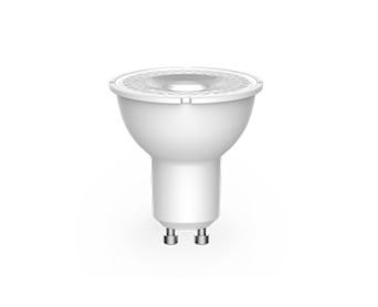 6.7W GU10 36' Lamp Dimmable - Warm White - Click to enlarge picture.